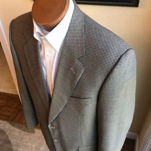 Vintage Corneliani Super 100's Virgin Wool Jacket